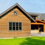 SIP Timber Frame House