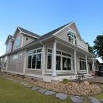 Springman Lake SIP Residence